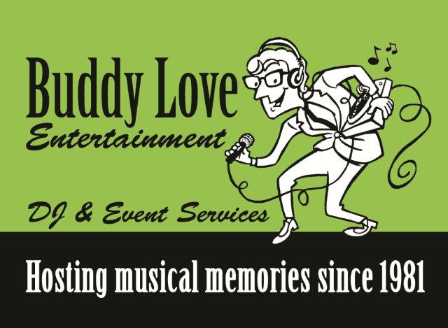 DJ Buddy Love Logo